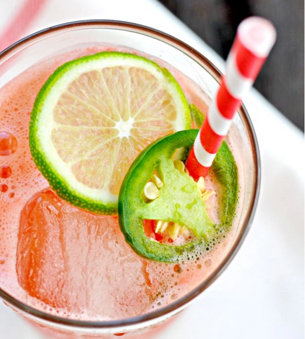 Jalapeño Watermelon Agua Fresca
