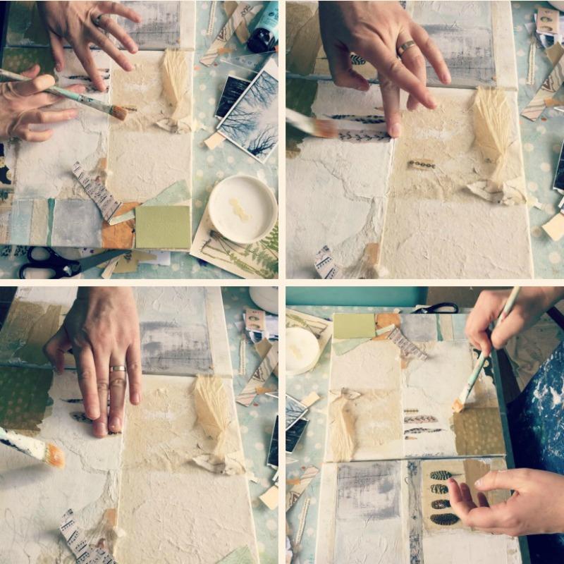 Coulisses de l'atelier © 2016 Laly Mille