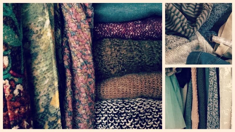 Cherchez des couches texturées dans votre armoire !