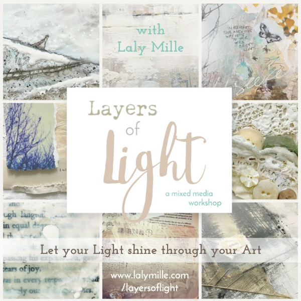 Layers of Light Laly Mille