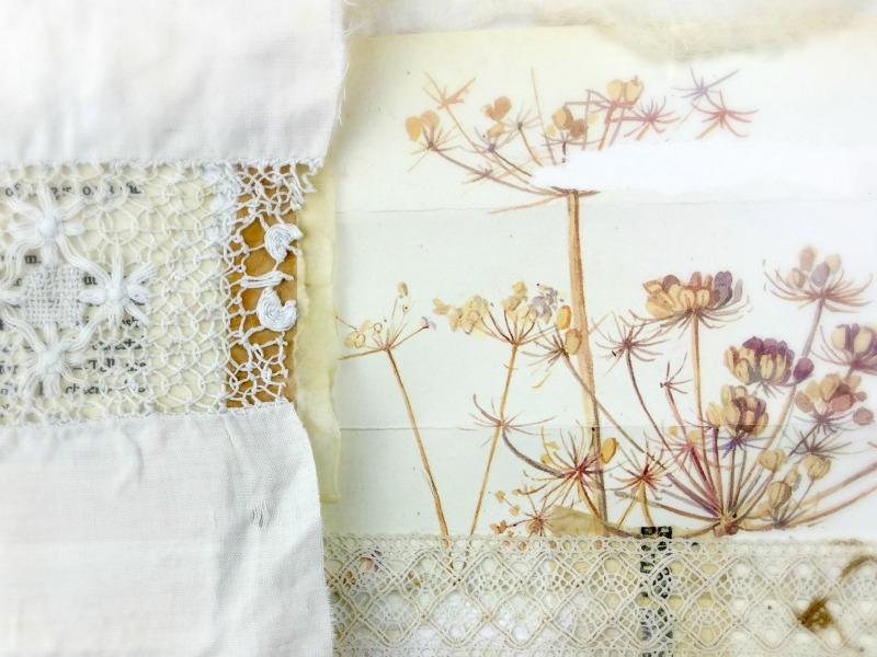 Inspiring textures and cherished symbols