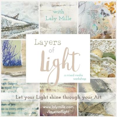Layers of Light art class