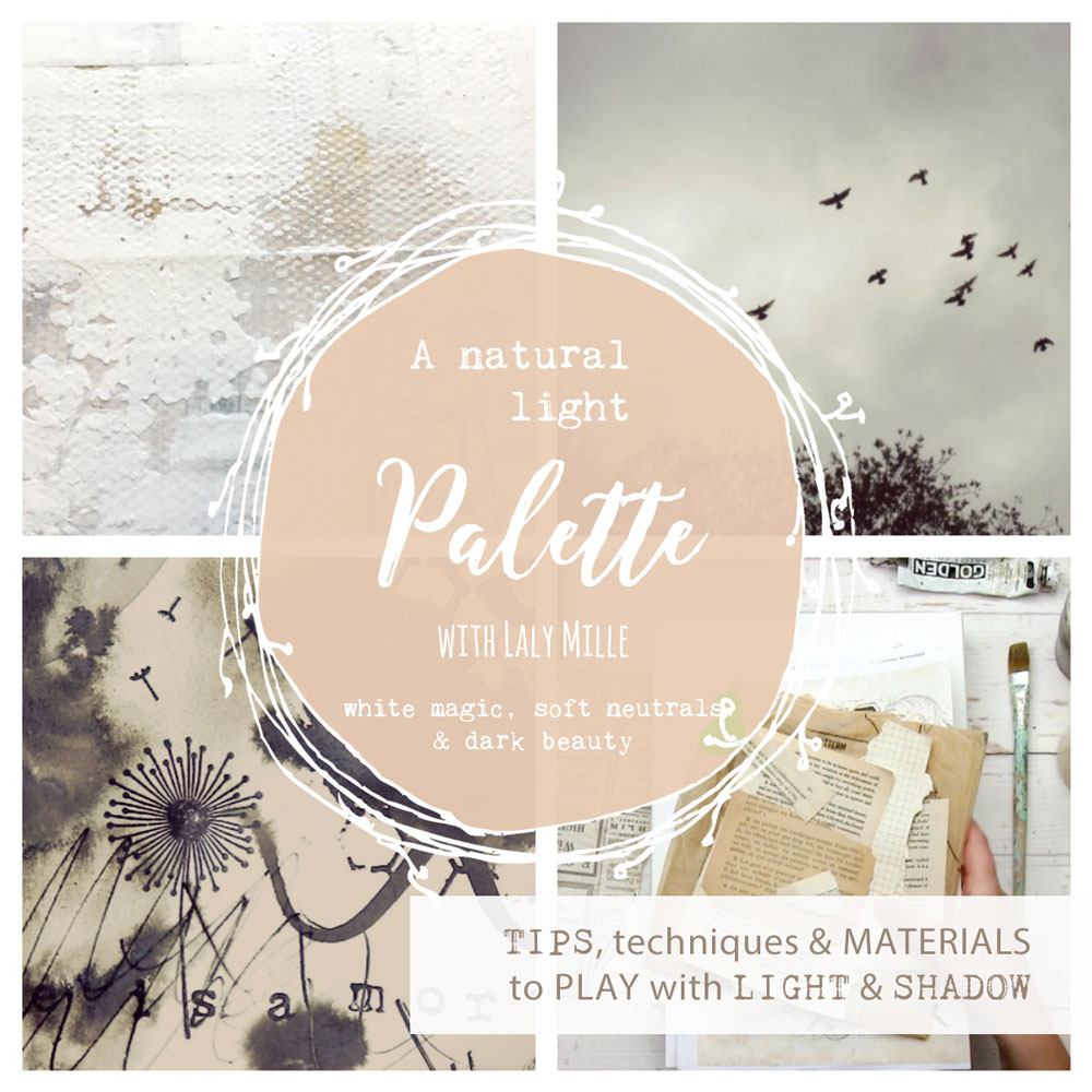 "Check out the ""Natural Light Palette"" videos in the Bonus section for inspiration!"