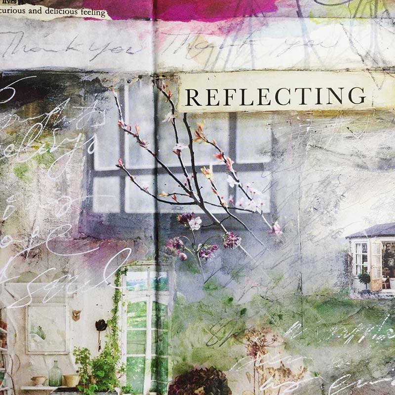 New Beginnings: FREE Art Journaling videos