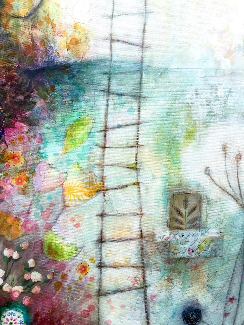 Secret garden ladderW.jpg
