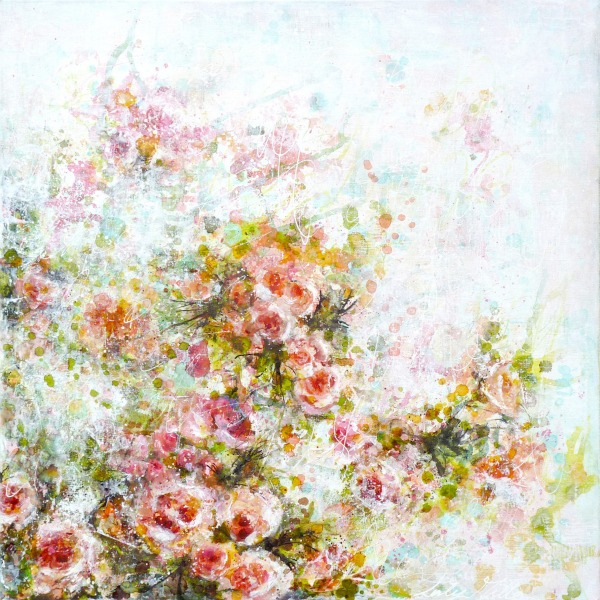 Laly Mille - Abstract Roses 1