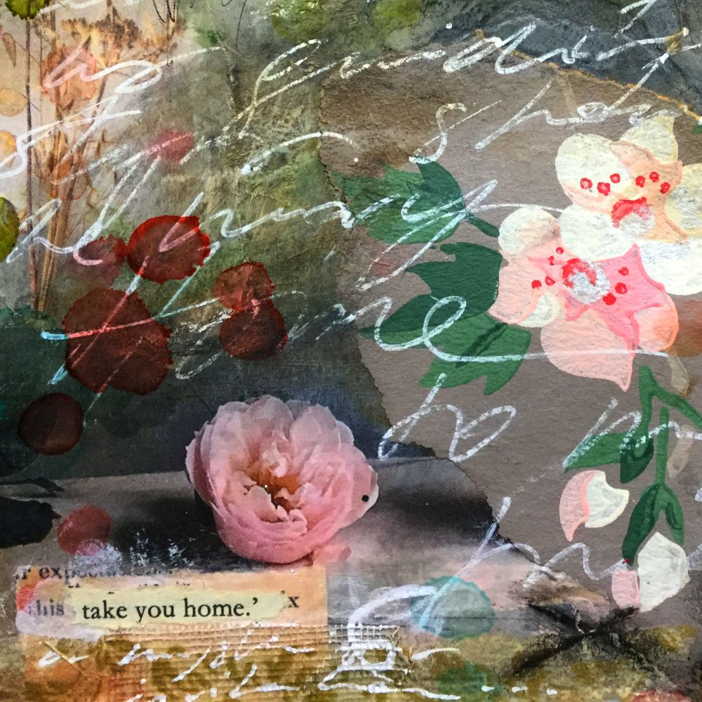 Art journal - Laly Mille