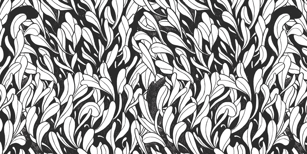 Vines used as a background treatment throughout the cheat sheet.