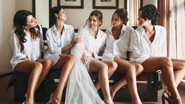 Bridal Spa Parties -