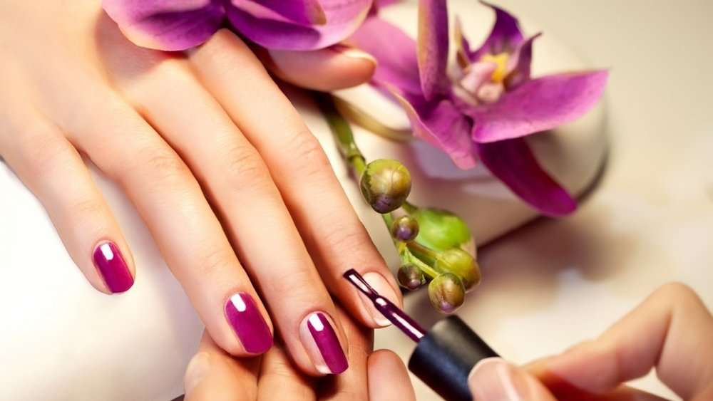 Nail care Specialists — Amore Hair Design and Spa