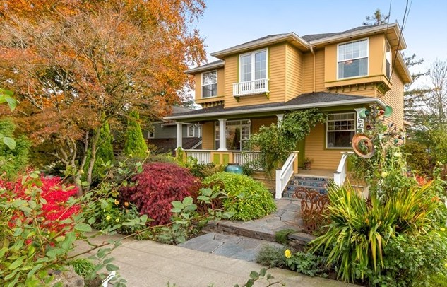 1524 35th Ave | Seattle  Sold for $1,450,000   Represented the Buyer