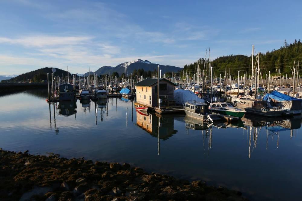 Wrangel Harbor, Alaska