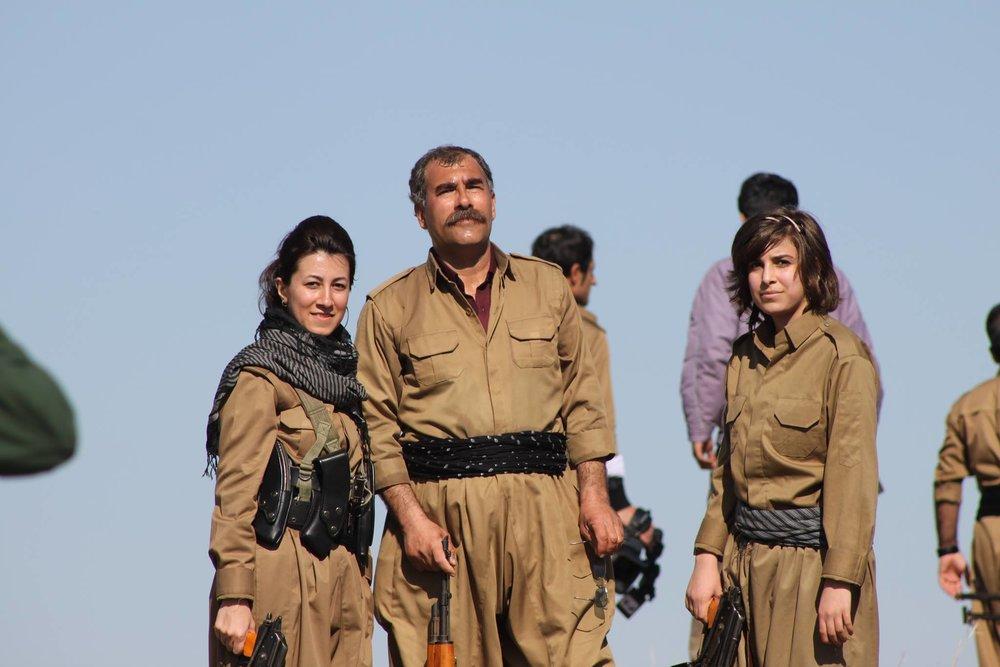Gashin, Masoud, and Yasaman -2013