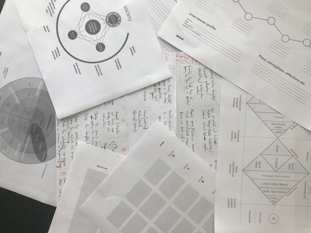 Teoría contemporánea de diseño 3: métodos, procesos y herramientas - Por Kassim Vera