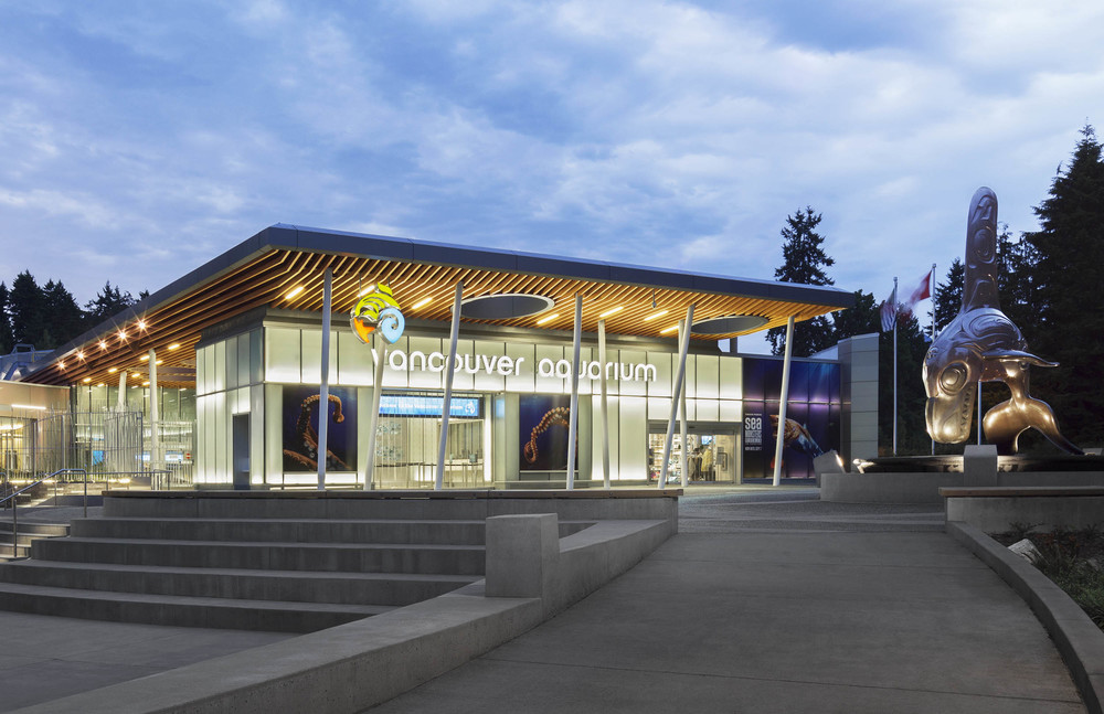 Vancouver Aquarium - Vancouver, Canada