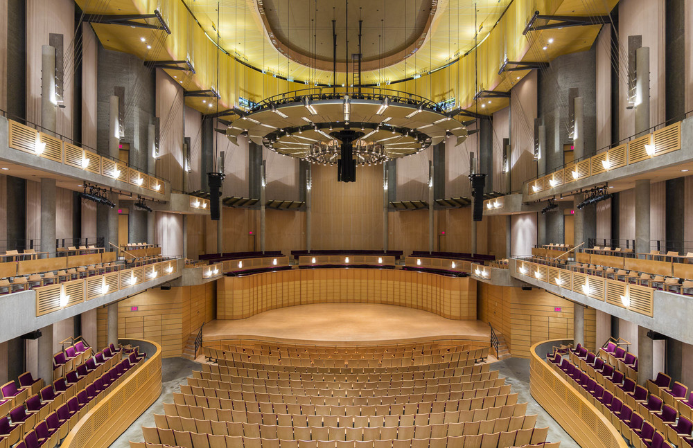 Chan Sun Concert Hall - Vancouver, Canada