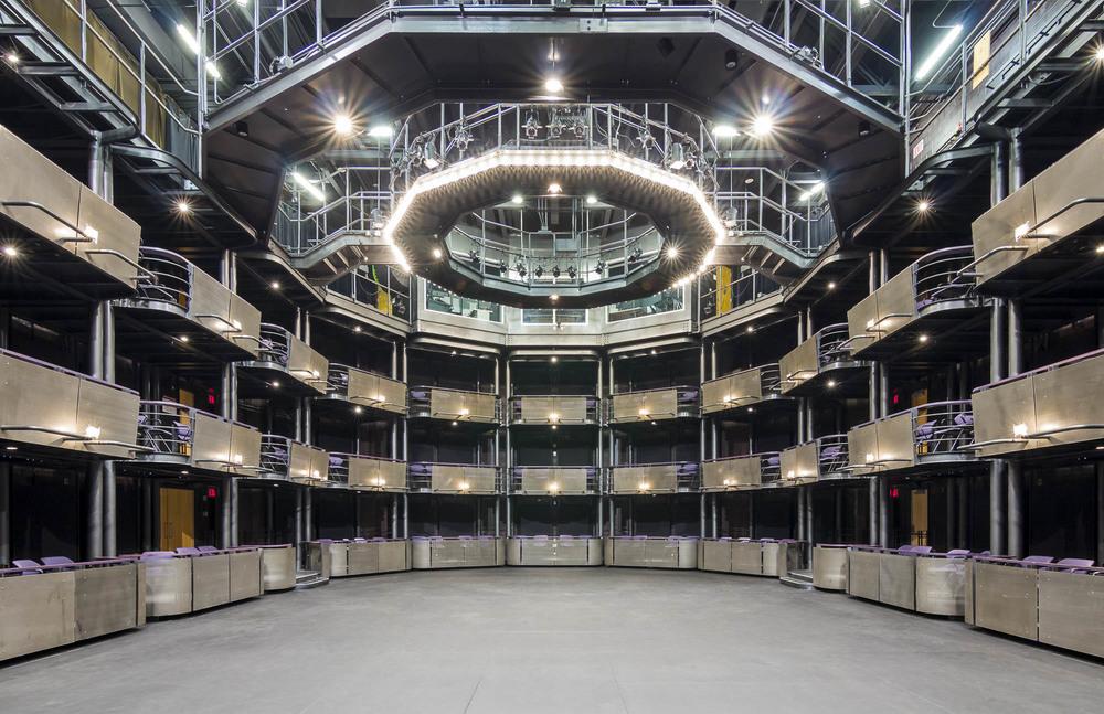Telus Studio Theatre - Vancouver, Canada