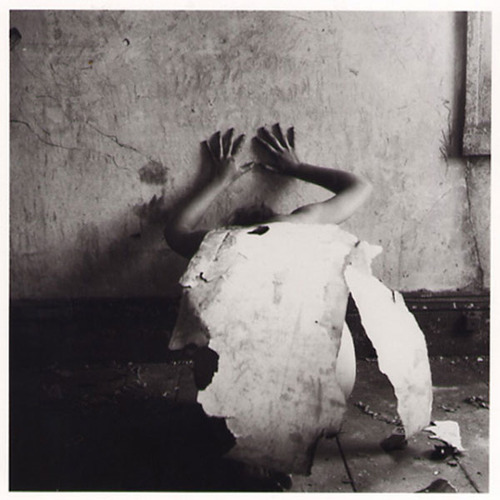 "Francesca Woodman, ""Untitled."" Image credit:  Juxtapoz ."