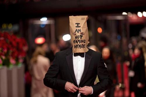Shia LaBeouf on the red carpet at the 2014 Berlin Film Festival. Image credit: New York Daily News.