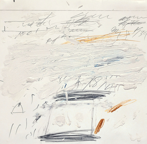 """Poems to the Sea"" (detail). One drawing of twenty-four. Image credit:  Tate ."