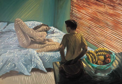 Eric Fischl,  Bad Boy  (1981). Image credit:  Mary Boone Gallery .