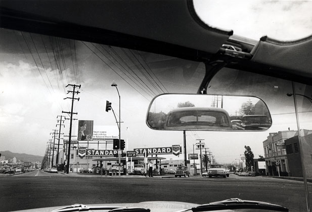 Dennis Hopper,  Double Standard  (1961). Image credit:  MOCA Los Angeles .