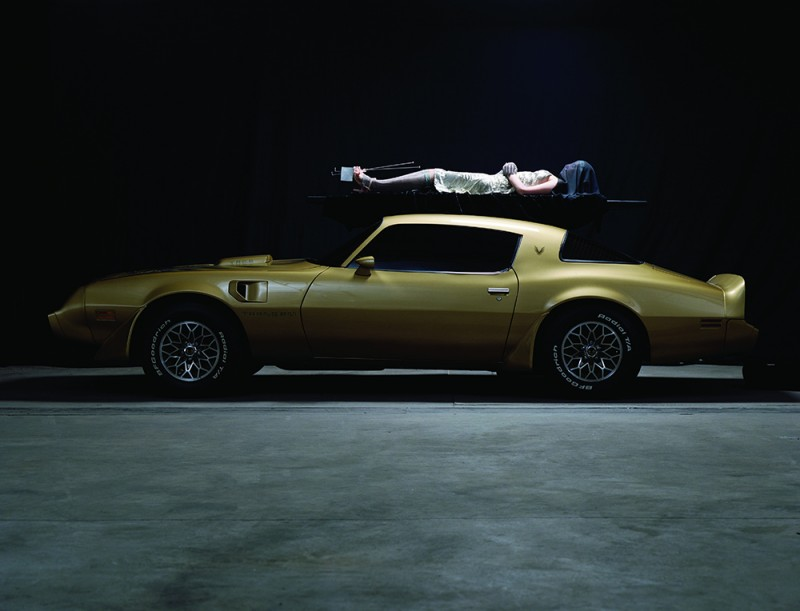 Matthew Barney, Still from River of Fundament: Act I (2014). Image credit: SFAQ.