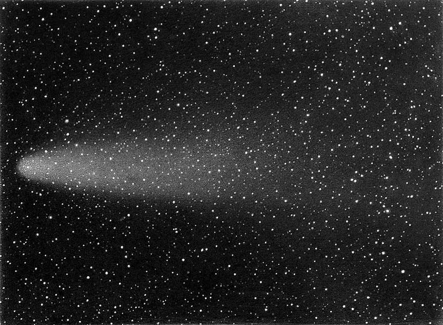 "Vija Celmins, ""Untitled #13,"" 1996. Image credit: McKee Gallery via art21."