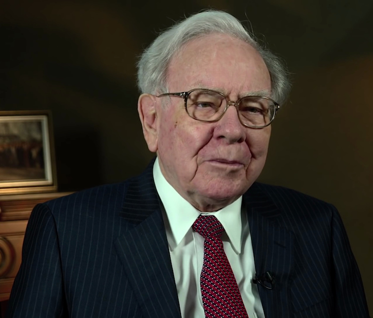 Berkshire Hathaway chairman Warren Buffett, who recently co-authored an op-ed on the dangers of short-termism to the American economy. Image courtesy of Wikipedia.