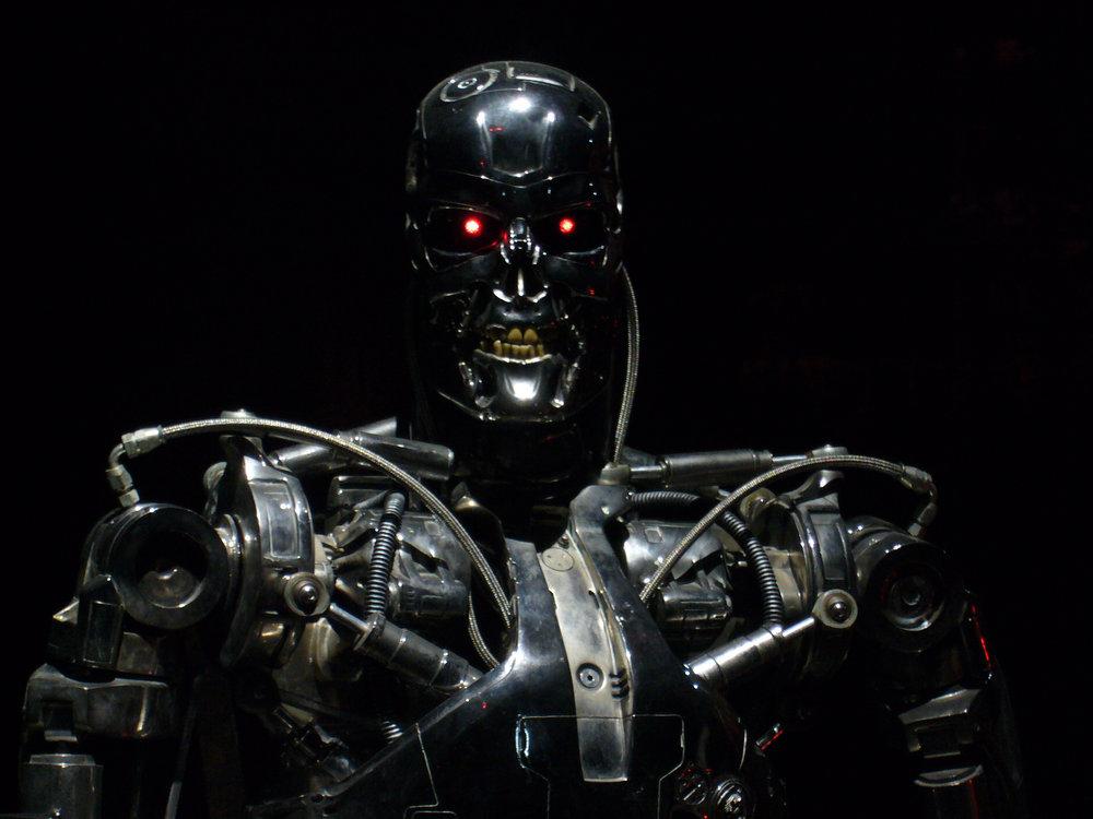 AI's biggest threat isn't killer robots. It's ruthless CEOs. Image courtesy of  Dick Thomas Johnson .