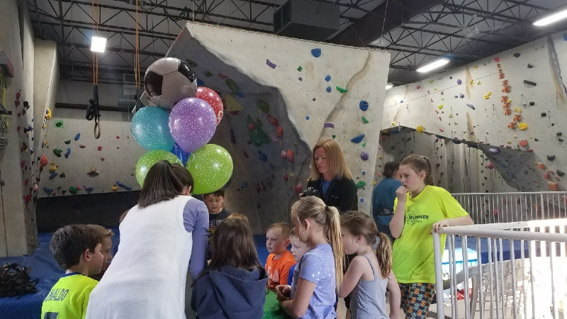 IBEX Climbing Gym Has Been Hosting Kansas Citys Original Kids Birthday Party For 20 Years You Are Looking Something Different A