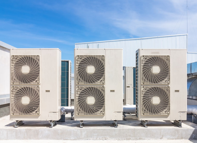 New HVAC can be financed.