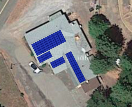 Expected PV System Configuration