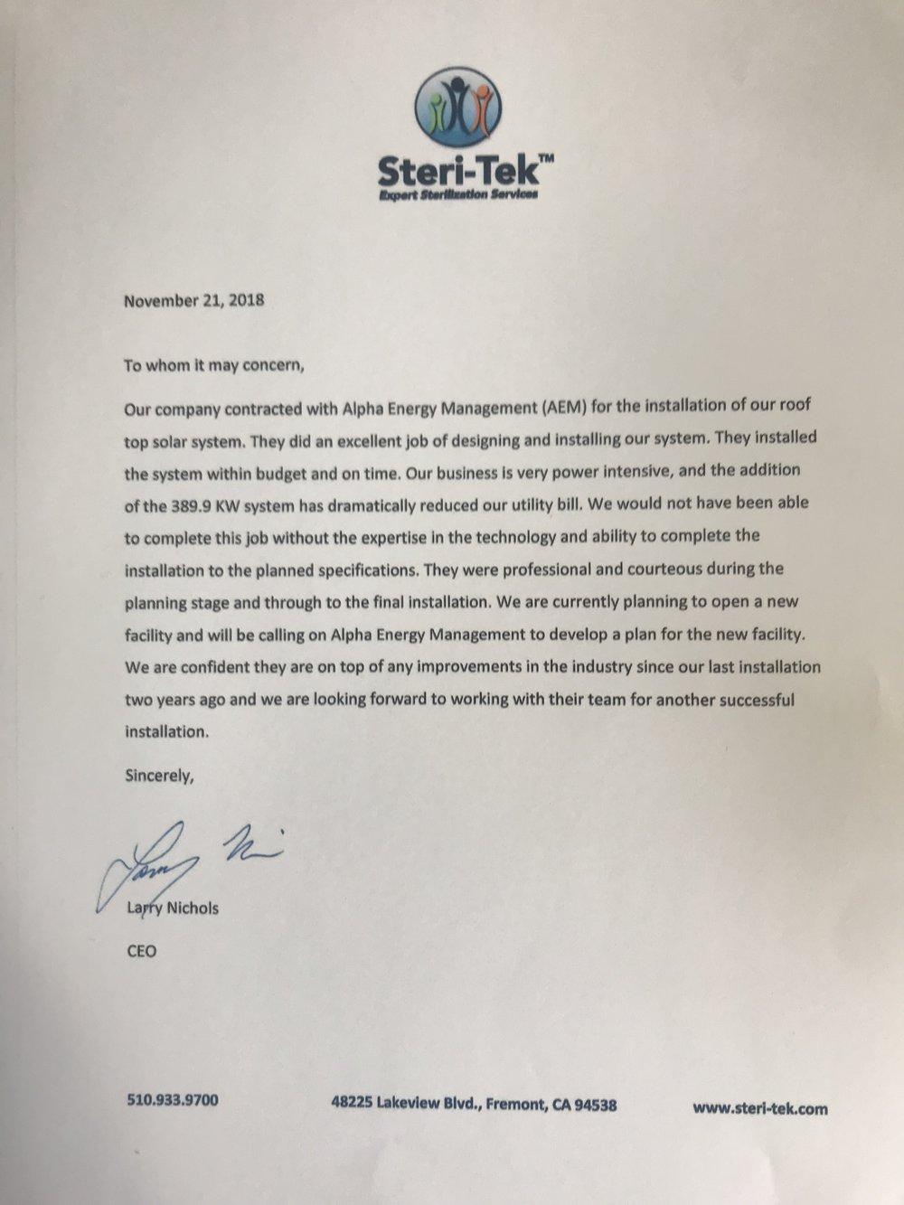 Steri-Tek Testimonial Letter Signed .jpg
