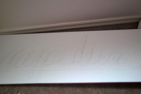 DIY Naildead Sign Art 3