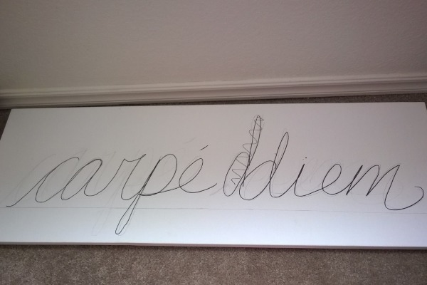 DIY Naildead Sign Art 4