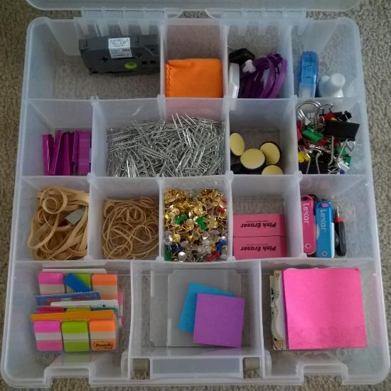 Quick Free Organization 6