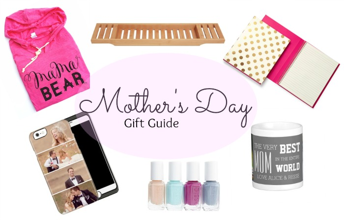 Mothers Day Gift Guide Picture
