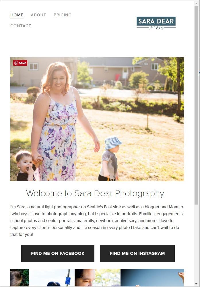Sara Dear Photography