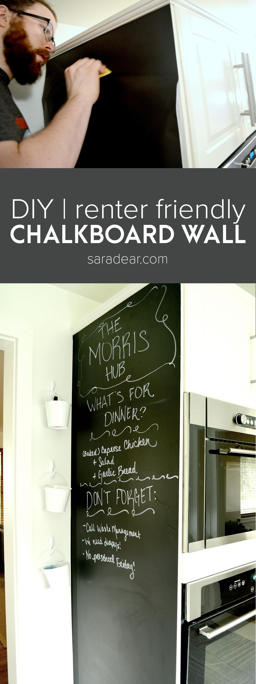 Renter Friendly DIY chalkboard wall.png