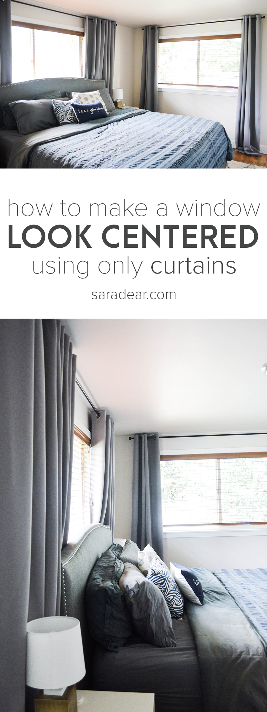 move a window center a bed with only curtains.png