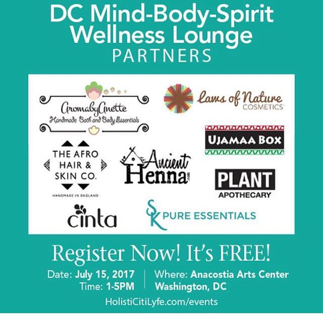 Stop by the Wellness Lounge if your in the Washington DC area. I'd love to meet you. • • • * * * * * * #skincareroutine #skincareblogger #skincaretips #skincareproduct #skincareluxury #skincareproducts #naturalskincareproducts #naturalbeautyproducts #nontoxicbeauty #nontoxicskincare #nontoxic #botanicalskincare #greenbeauty #greenbeautyblogger #greenbeautyproducts #cleanbeauty #skessentials #glowingskin #beautytips #veganbeauty #cleanbeauty #allnaturalbeauty #allnaturalproducts #crueltyfreebeauty #flawlessskin #beautifulskin #beautifulface #purebeauty #holisticbeauty