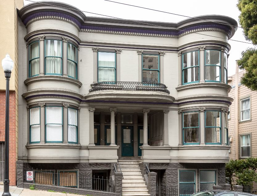 972 Union Street, San Francisco - Front