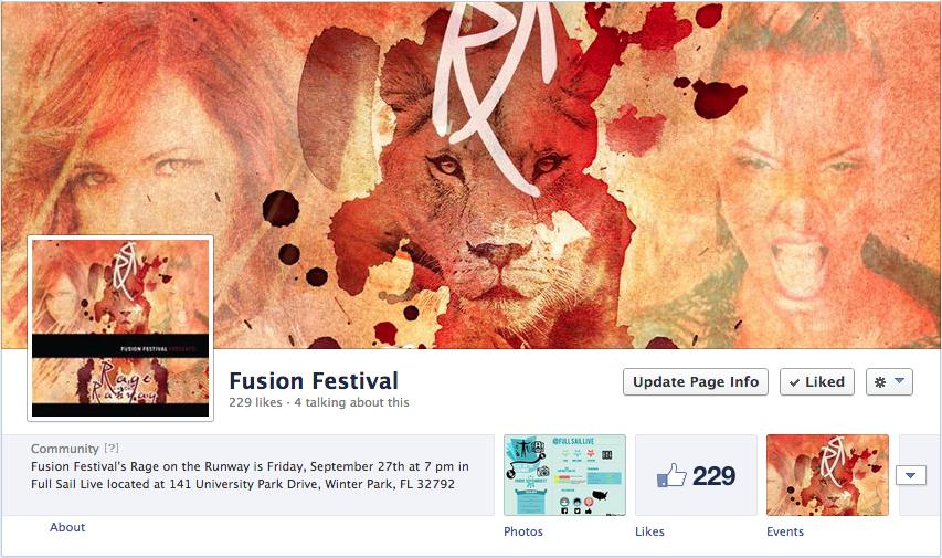 Fusion Festival Facebook