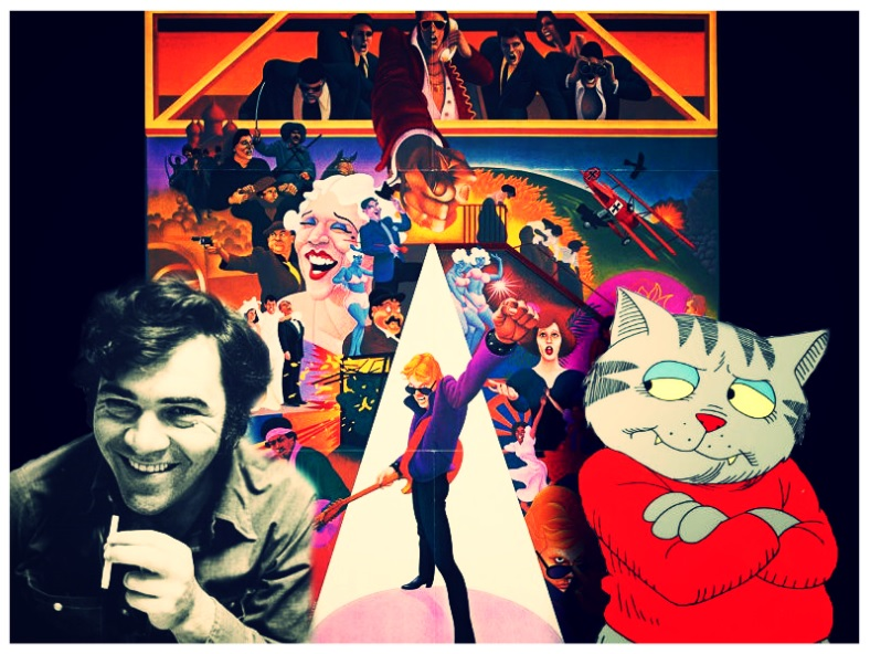 Ralph Bakshi/ American Pop / Fritz the Cat