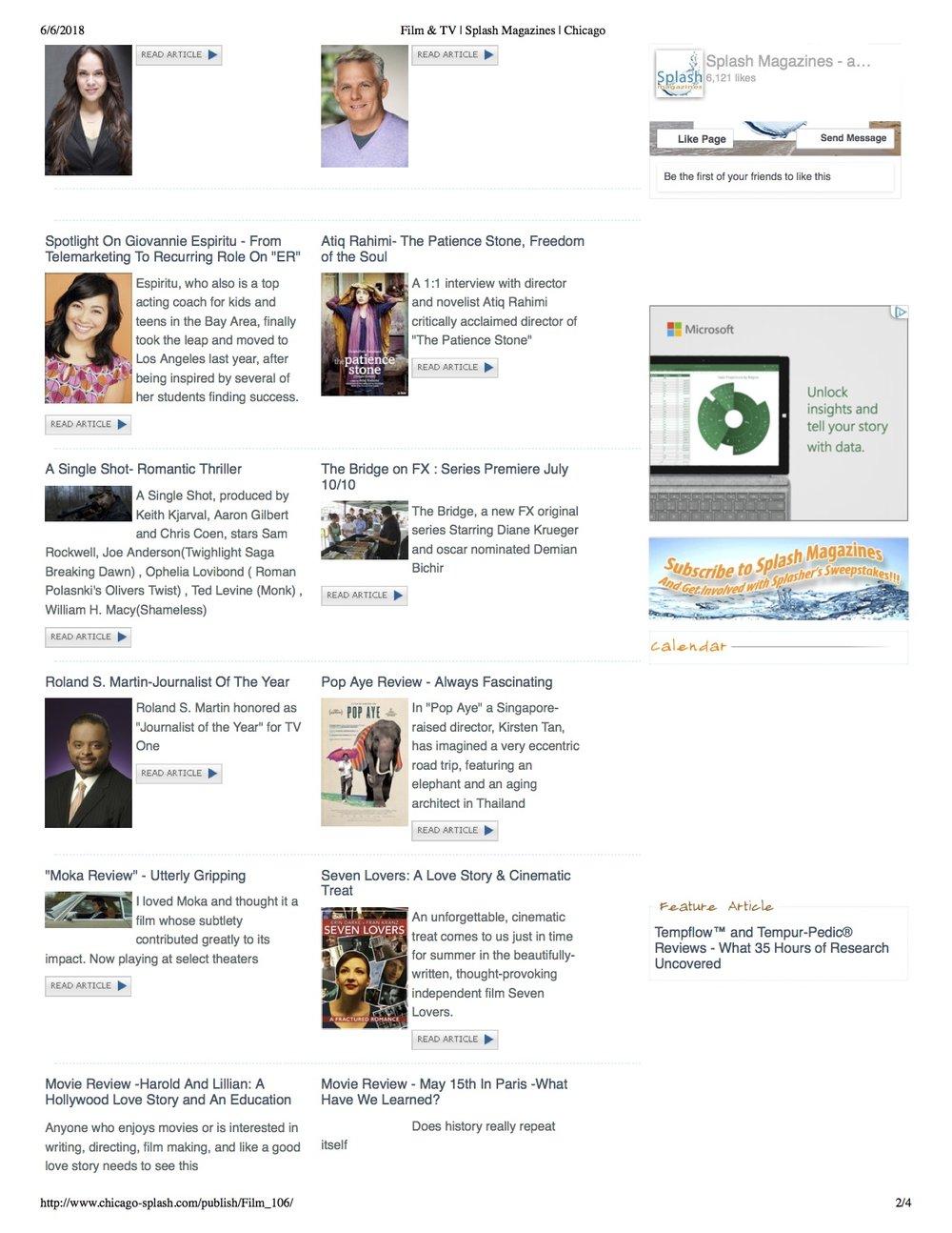 2Film & TV _ Splash Magazines _ Chicago.jpg