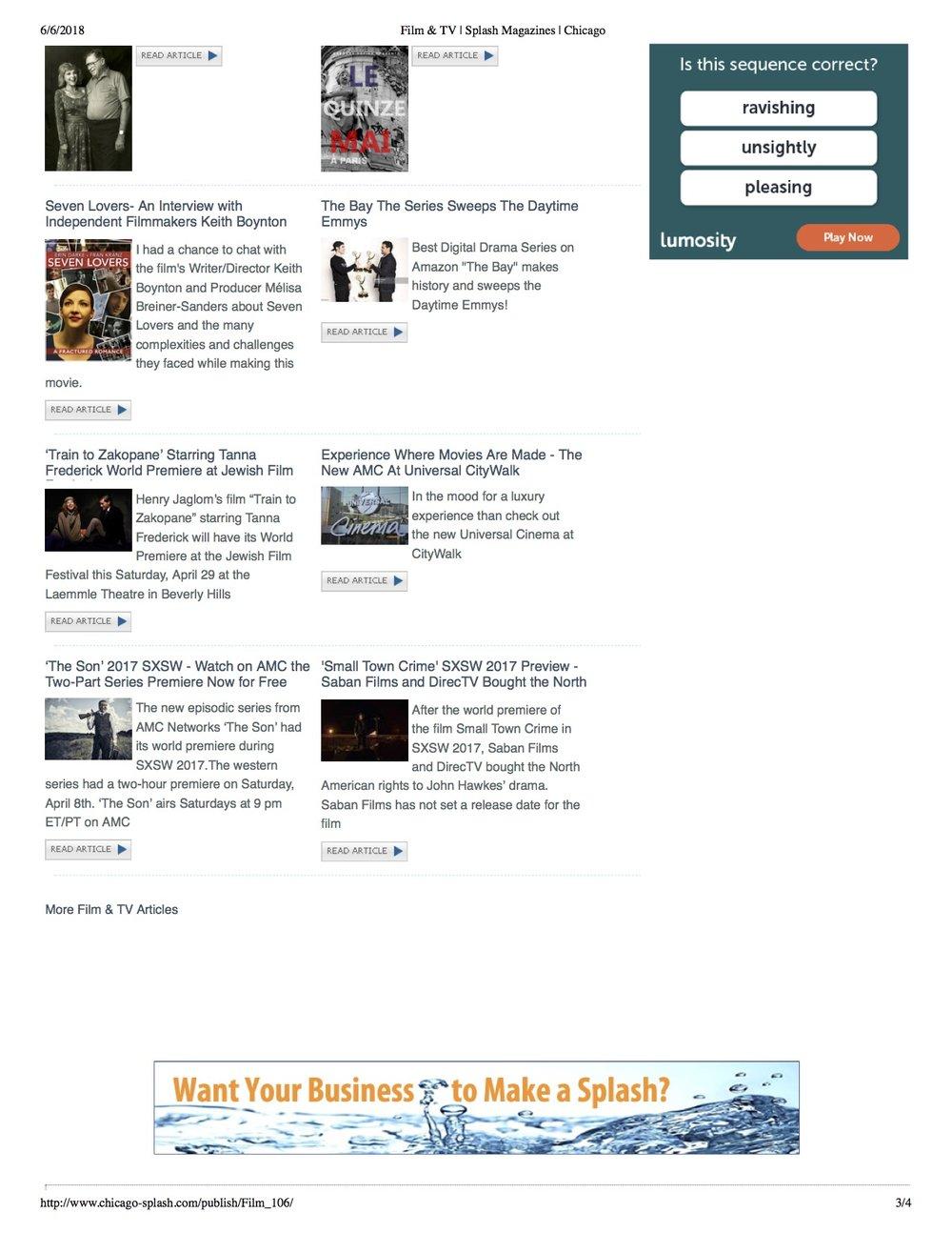 3Film & TV _ Splash Magazines _ Chicago.jpg