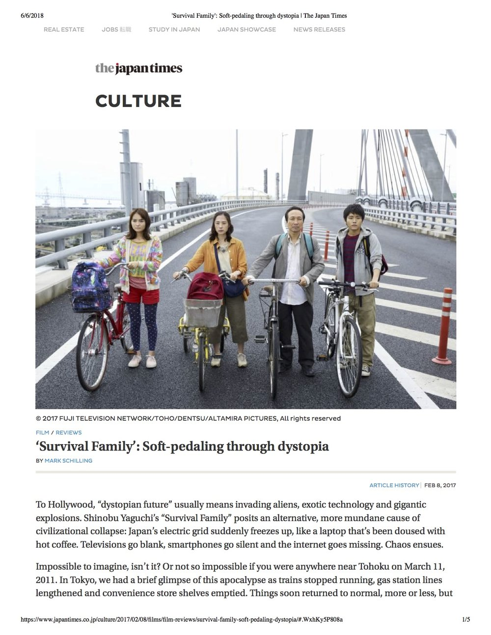 1'Survival Family'_ Soft-pedaling through dystopia _ The Japan Times.jpg