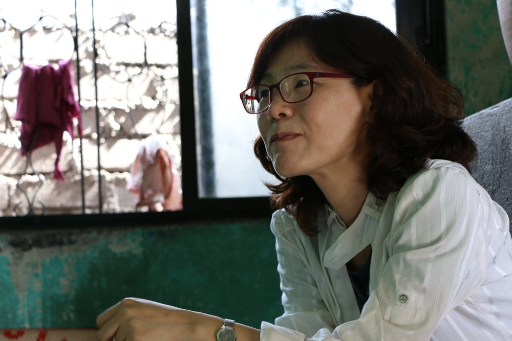 Director Hye-won Jee (South Korea)