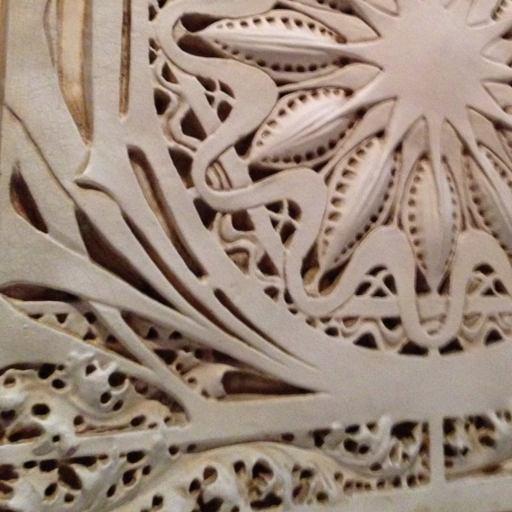 Architect Louis Sullivan Tile